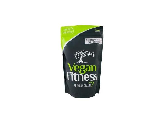 Vegan Fitness Slunečnicový protein 1 kg