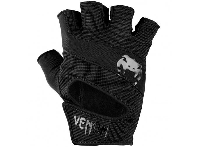 rukavice venum hyperlift cerne f1