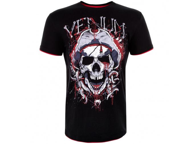 tricko venum pirate 3.0 black red fitexpert f1