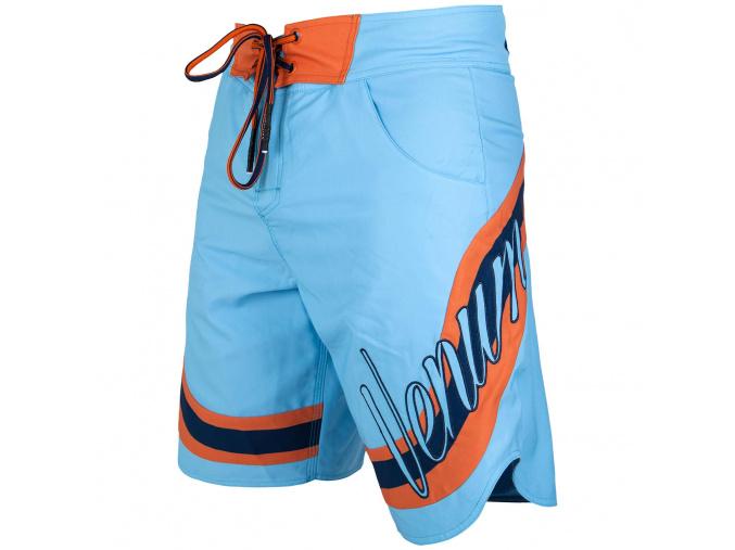 sortky venum boardshort cutback blue orange f1