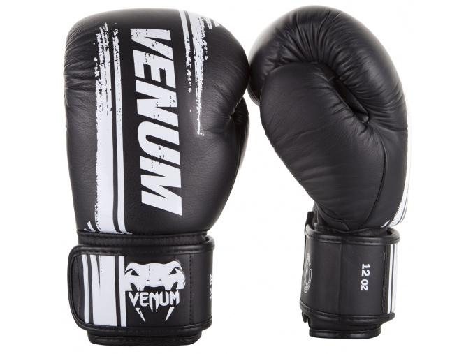 boxerske rukavice box gloves venum bangkok spirit black fightexpert f1