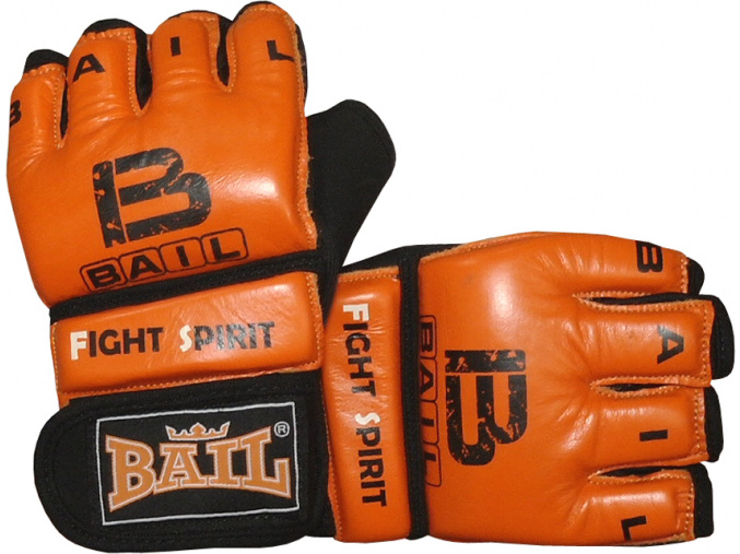 Bail MMA rukavice BAIL FIGHT SPIRIT, Kůže