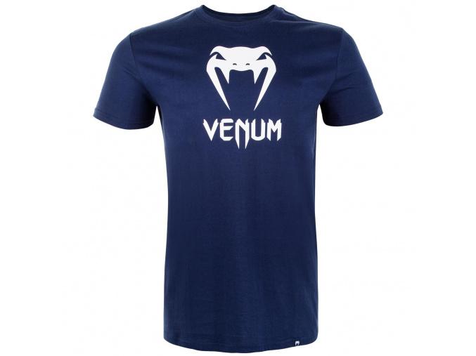 tricko tshirt venum classic blue f1