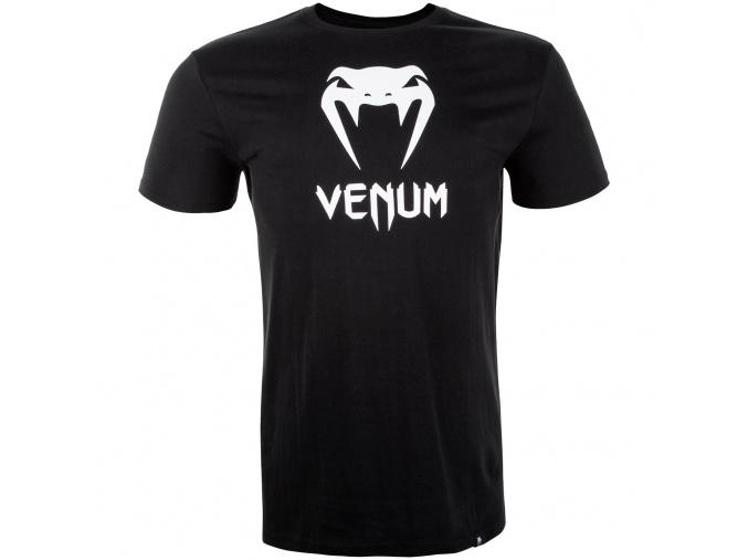tricko tshirt venum classic black f1