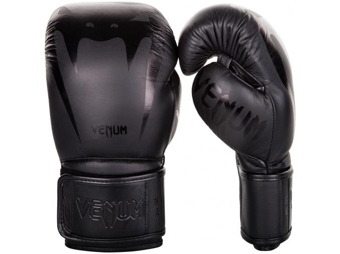 boxing gloves venum box giant 3.0 black black f1
