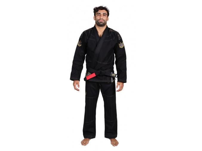 bjj kimono gi comp 450 v5 cerne f1