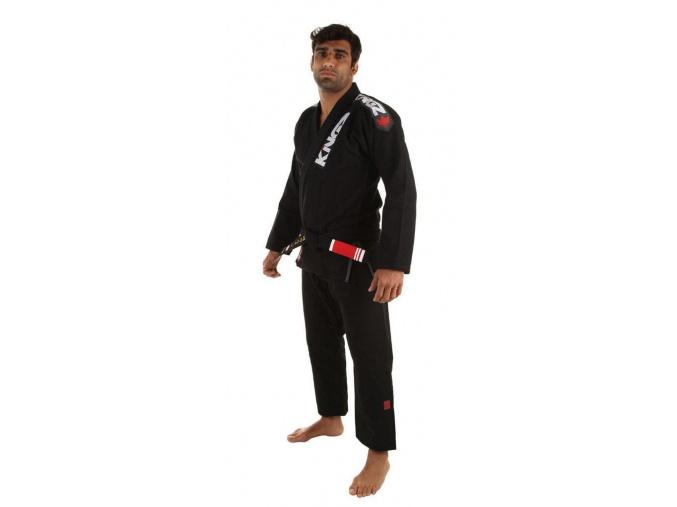 bjj kimono gi kingz ultralight cerne f1