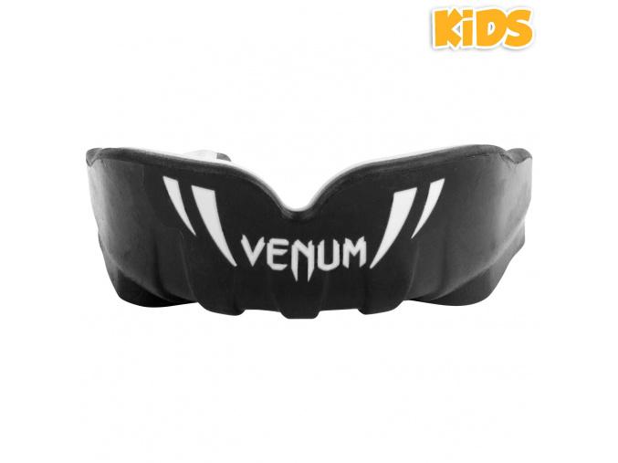 mouthguard venum challenger kids black white p1