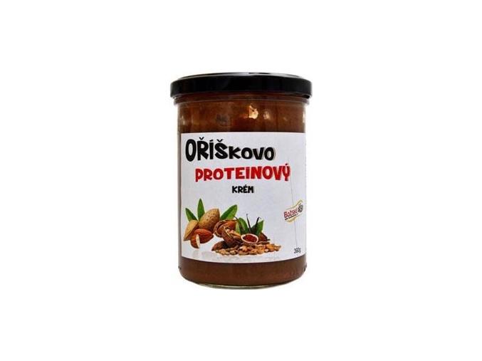 Božské oříšky Oříškovo Proteinový krém 390g