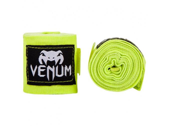 boxerske bandaze venum 2m neo yellow f1