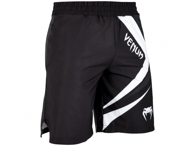 fitness short venum contender4 black white f1