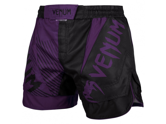 fight shorts venum nogi purple f1