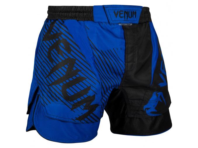 fight shorts venum nogi blue f1
