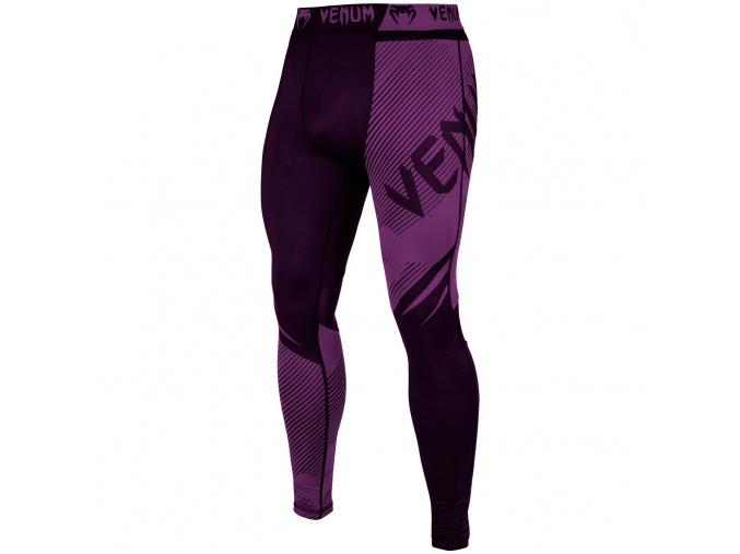 spats venum nogi black purple f1