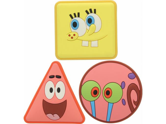 Crocs Spongebob SS17 3-pack
