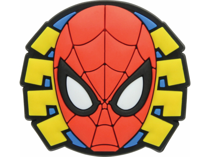 Crocs Spiderman Charm