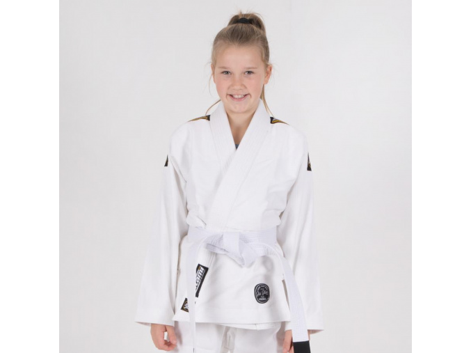bjj jiu jitsu kids tatami nova absolute white f1