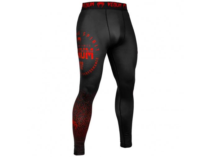 spats venum signature black red leginy f1