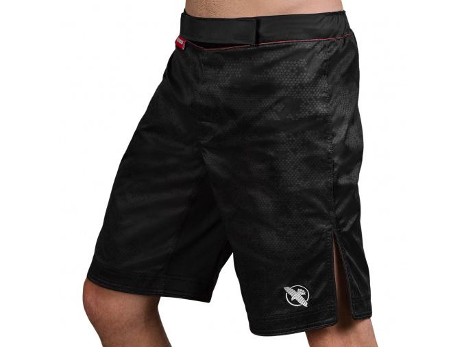 hayabusa Hexagon Shorts black f3