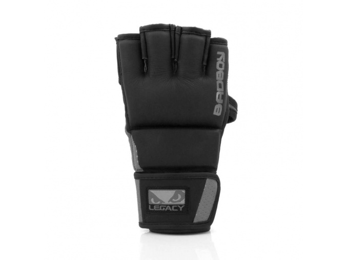 mma gloves rukavice badboy legacy prime black f1