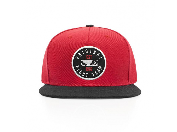snapback badboy original fight team red f1