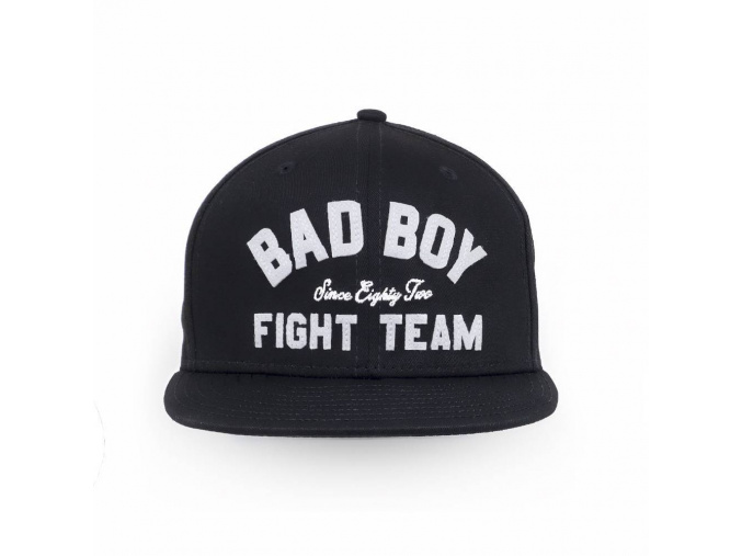 bad boy fight team snapback hat black 1