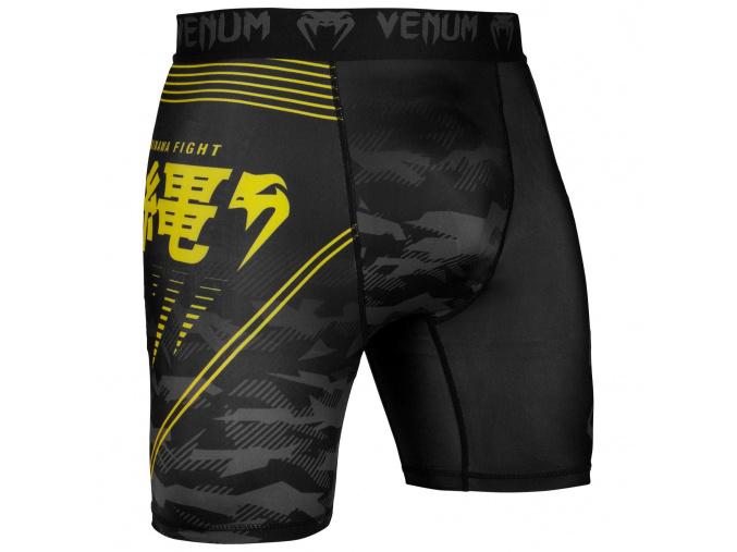 valetudo shorts venum okinawa black yellow f1