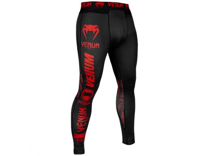 venum 03448 100 spats logos black red f1