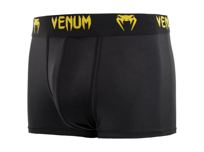 venum 03612 111 boxer underwear classic black yellow f1