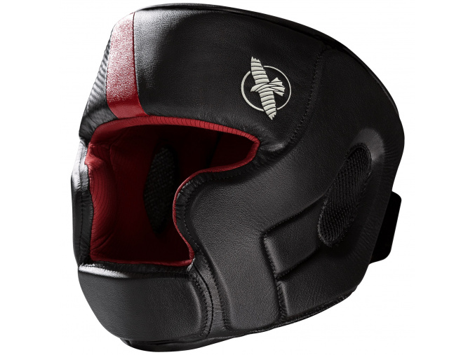 hayabusa T3 Headgear red f1