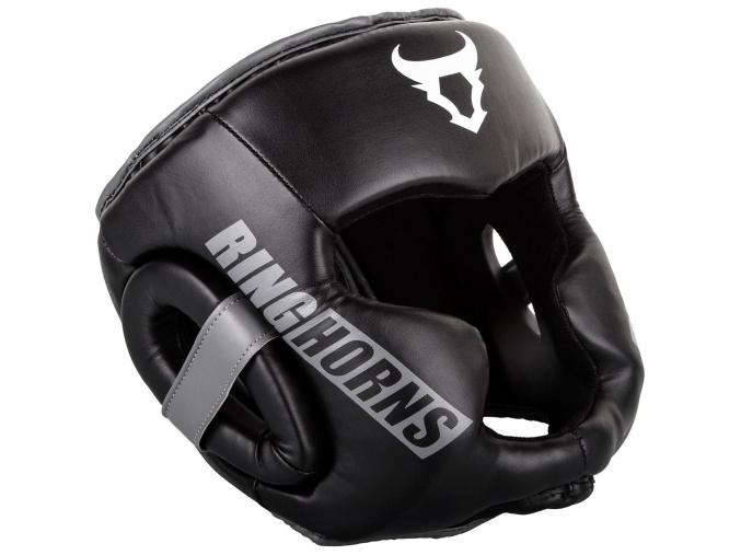 helma prilba rh 00021 001 headgear charger black ringhorns f1
