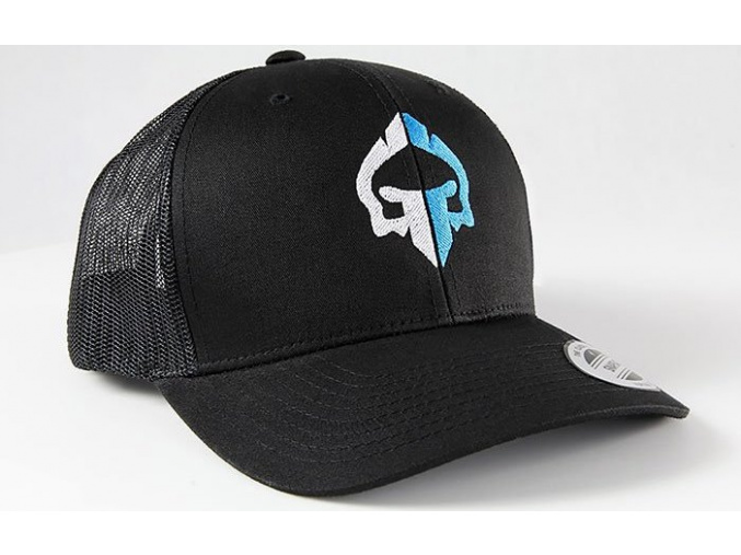 Kšiltovka Ground Game GG LOGO TRUCKER