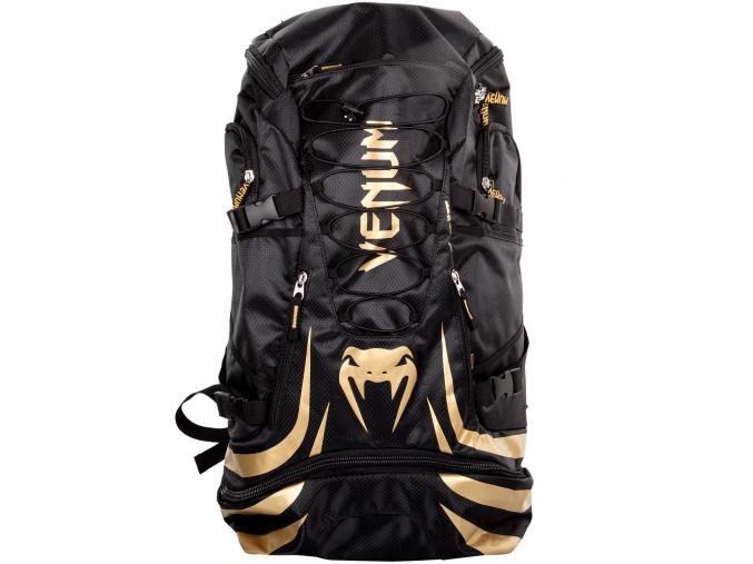 venum 2124 126 batoh sport bag xtrem challenger black gold f1