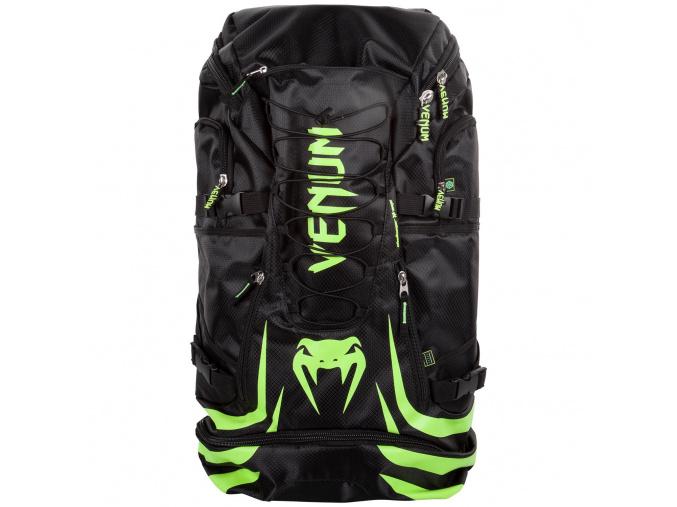 venum 2124 116 batoh sport bag xtrem challenger black neoyellow f1