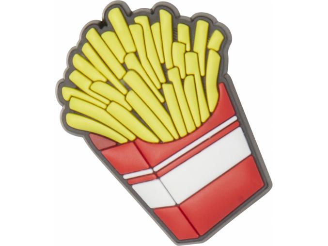 Crocs Odznáček Jibbitz - Fries Charm