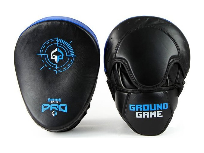 Boxerské lapy Ground Game - Knockout Game