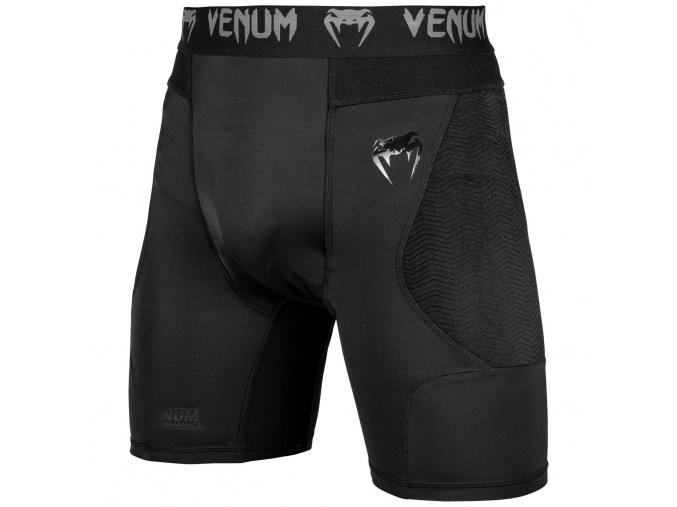 venum 03725 001 compression short kompresni sortky g fit black black f1