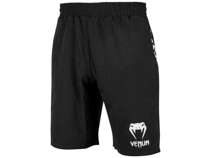 venum 03747 108 trainingshort sortky classic black white f1