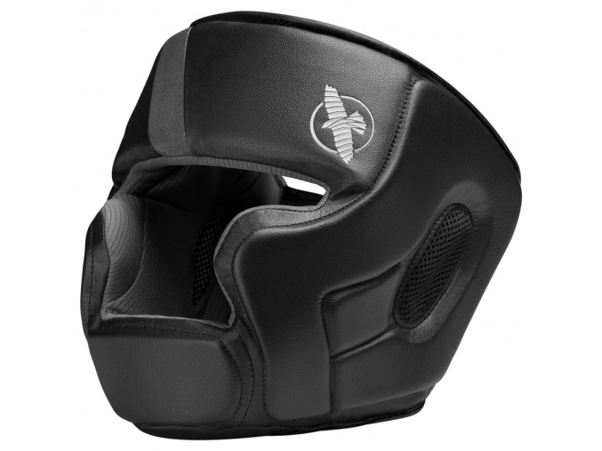 helma prilba boxerska boxing headgear black t3 hayabusa f1