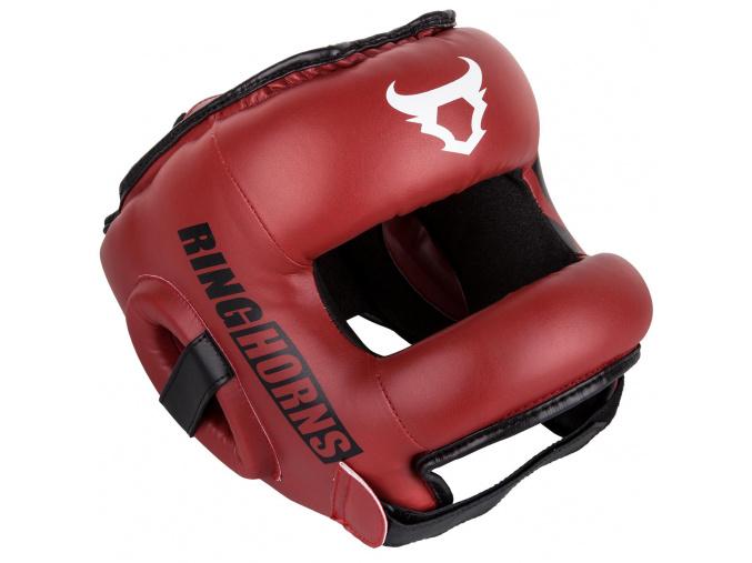 helma ringhorns nitro red 1