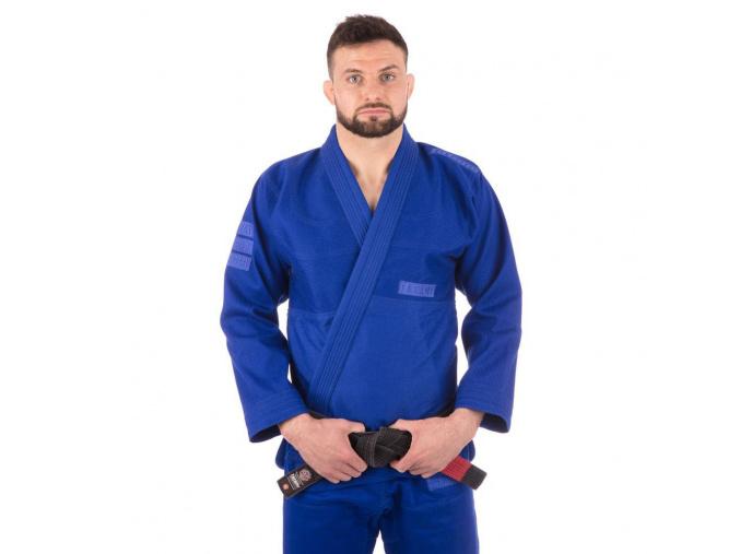 kimono tatami classic modre 1