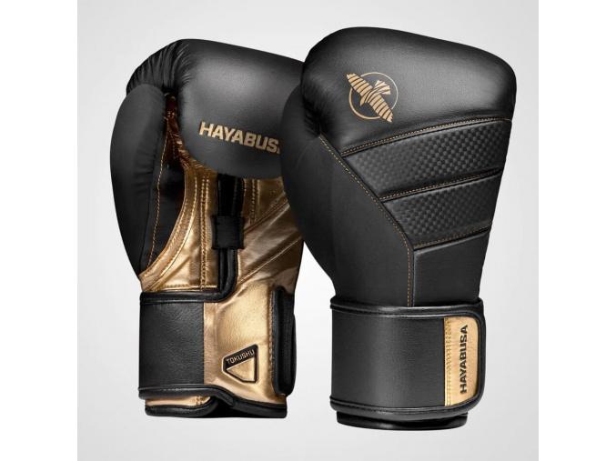 boxerky hayabusa t3 black gold 1