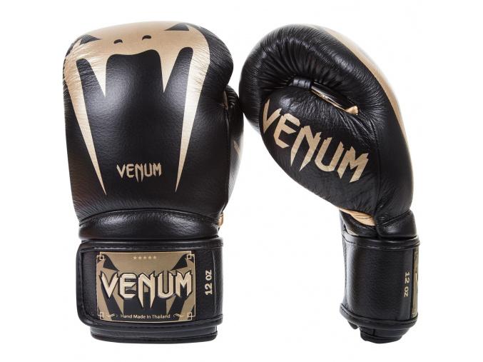 boxerky venum giant 3.0 black gold 1