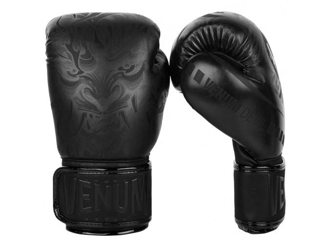 boxerky venum devil black black 2
