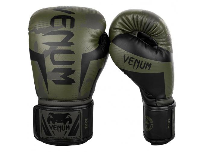 boxerky venum elite khaki camo 1