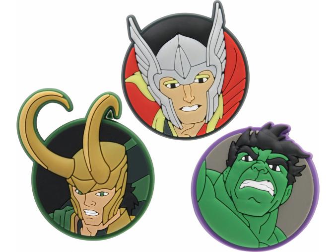 Crocs Marvel Avengers 3-Pack