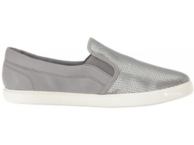 crocs citilane sequin slipon w silver 1