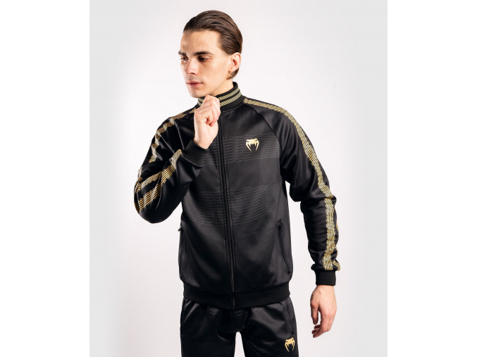 jacket venum club182 blackgold 1