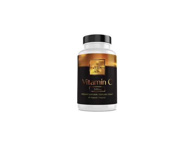 Zeen Collagen Zeen Vitamin C 500 mg  60 kapslí
