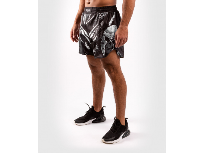 shorts venum gladiator 4.0 blackwhite 2